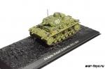 Модель танка 1/72 - Pz.Kpfw. III Ausf. G (Sd.Kfz. 141) 1941