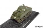 Модель танка 1/72 - M4A3 SHERMAN Франция 1945
