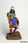 Царь Давид, Второй царь Израиля, 1037-967 гг до н.э. - Оловянный солдатик коллекционная роспись 54 мм. Все оловянные солдатики расписываются художником в ручную
