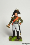 Генерал Д.С.Дохтуров. Россия, 1812 год