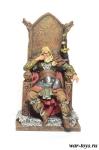 Ярл на троне 800 г.н.э.