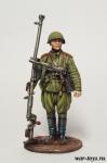 Наводчик противотанкового ружья Кр. Армии. 1943-45 гг. СССР