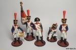 Набор оловянных солдатиков - Наполеон