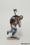 Викинг с бродексом, IX-XI век. - Оловянный солдатик коллекционная роспись 54 мм. Все оловянные солдатики расписываются художником в ручную
