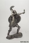 Греческий гоплит с мечом 75 мм