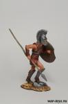 Ахиллес, осада Трои - Оловянный солдатик коллекционная роспись 54 мм. Все оловянные солдатики расписываются художником в ручную