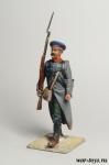 Регулярная пехота 1812-14 гг. Унтерофицер во фронте - Оловянный солдатик коллекционная роспись 54 мм. Все оловянные солдатики расписываются художником в ручную