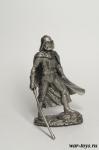 Дарт Вейдер - Оловянный солдатик. Чернение. Высота солдатика 54 мм