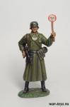 Цепные псы фюрера. Фельджандармерия - Оловянный солдатик коллекционная роспись 54 мм. Все оловянные солдатики расписываются художником в ручную