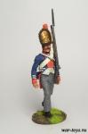 Гренадер 45-го пехотного полка Цвайфеля. Пруссия, 1806 г - Оловянный солдатик коллекционная роспись 54 мм. Все оловянные солдатики расписываются художником в ручную