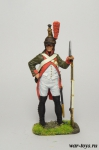 Драгун, Франция 1805 - Оловянный солдатик коллекционная роспись 54 мм. Все оловянные солдатики расписываются художником в ручную
