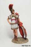 Греческий гоплит 60 мм - Оловянный солдатик коллекционная роспись 54 мм. Все оловянные солдатики расписываются художником в ручную
