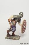 Викинг с топором, IX-X вв - Оловянный солдатик коллекционная роспись 54 мм. Все оловянные солдатики расписываются художником в ручную