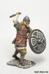 Викинг с топором, IX-X вв. - Оловянный солдатик коллекционная роспись 54 мм. Все оловянные солдатики расписываются художником в ручную