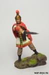 Преторианский Трибун, I в. до н.э. - Оловянный солдатик коллекционная роспись 54 мм. Все оловянные солдатики расписываются художником в ручную