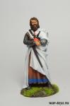 Тамплиер 1240 - Оловянный солдатик коллекционная роспись 54 мм. Все оловянные солдатики расписываются художником в ручную