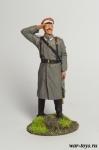 Офицер Лейб-гвардии казачьего полка, 1917 г - Оловянный солдатик коллекционная роспись 54 мм. Все оловянные солдатики расписываются художником в ручную