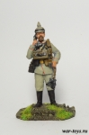 Немецкий телефонист, 1915 год