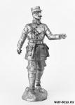 Румынский офицер, 1914 г.