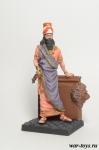 Царь Вавилона - Оловянный солдатик коллекционная роспись 54 мм. Все оловянные солдатики расписываются художником в ручную
