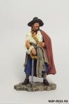 Бартоломью Португалец, 1669 - Оловянный солдатик коллекционная роспись 54 мм. Все оловянные солдатики расписываются художником в ручную
