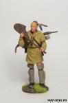 Индейцы: находка - Оловянный солдатик коллекционная роспись 54 мм. Все оловянные солдатики расписываются художником в ручную