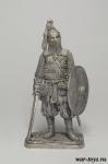 Воин княжеской дружины. Русь, 10 век