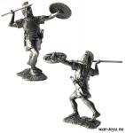 Карфагенский воин-кельтибер, 3-2 вв до .н. э.