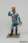 Адъютант дивизионного генерала капитан Dreux-Nancre, 1812-1813 г