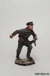 Главный старшина РККФ 1940-43гг. - Оловянный солдатик коллекционная роспись 54 мм. Все оловянные солдатики расписываются художником в ручную