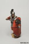 Римский принцип III-II в. до н.э. - Оловянный солдатик коллекционная роспись 54 мм. Все оловянные солдатики расписываются художником в ручную