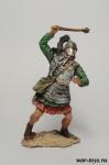Римский пращник III-II в. до н.э. - Оловянный солдатик коллекционная роспись 54 мм. Все оловянные солдатики расписываются художником в ручную