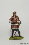 Сарацинский арбалетчик 12 век - Оловянный солдатик коллекционная роспись 54 мм. Все оловянные солдатики расписываются художником в ручную