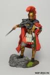 Командир армии Ганнибала, 218-201 75 мм - Оловянный солдатик коллекционная роспись 75 мм. Все оловянные солдатики расписываются художником в ручную