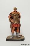 Марк Антоний, Римский генерал и политик, 83-30 B.C. - Оловянный солдатик коллекционная роспись 54 мм. Все оловянные солдатики расписываются художником в ручную