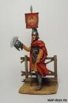 Преторианский гвардеец - Оловянный солдатик коллекционная роспись 54 мм. Все оловянные солдатики расписываются художником в ручную