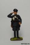 Офицер, Германия, 1941 г - Оловянный солдатик коллекционная роспись 54 мм. Все оловянные солдатики расписываются художником в ручную