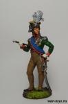 Король Неаполитанский, маршал Франции Иоахим Мюрат. 1810-12 г.г. - Оловянный солдатик коллекционная роспись 54 мм. Все оловянные солдатики расписываются художником в ручную