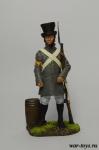 Революция XIX века. Французский солдат