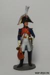 Гренадеры. Трубач гвардии 1812 - Оловянный солдатик коллекционная роспись 54 мм. Все оловянные солдатики расписываются художником в ручную