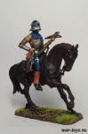 Швейцарский конный арбалетчик, 1460-1495 гг. - Оловянный солдатик коллекционная роспись 54 мм. Все оловянные солдатики расписываются художником в ручную