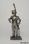 Обер-офицер Лейб-гвардии Казачьего полка. Россия 1812