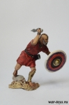 Карфагенский воин-адирмахид, 3-2 вв до н. э.