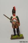 Драгун караула 1808 - Оловянный солдатик коллекционная роспись 54 мм. Все оловянные солдатики расписываются художником в ручную