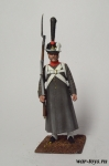 Регулярная пехота 1812-14 гг. Рядовой
