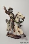 Епископ Тевтонского ордена, 13 век - Оловянный солдатик коллекционная роспись 54 мм. Все оловянные солдатики расписываются художником в ручную