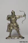 Русский лучник. 13 век