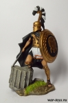 Греческий наемник, 5 век до н.э. 75 мм.