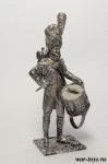 Ротный барабанщик Голландских гренадер. Франция 1812