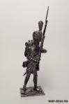 Унтер-офицер пеших егерей Старой Имп. гвардии. Франция 1812